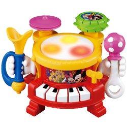 楽器のおもちゃ タカラトミー リズムあそびいっぱいマジカルバンド