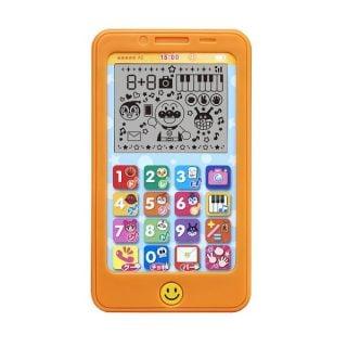 スマホ・携帯のおもちゃ アンパンマンからでんわだよ! メロディスマートフォン