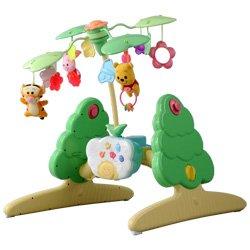 ディズニーのおもちゃ タカラトミー くまのプーさん 6WAYジムにへんしんメリー