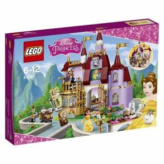 要出典 ディズニーのおもちゃ レゴ ディズニープリンセス ベルの魔法のお城