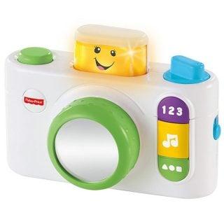 カメラのおもちゃ フィッシャープライス クリック ラーニング・カメラ