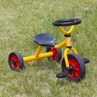 要出典 三輪車 選 ボーネルンド ウィンザー社 ペリカン三輪車丸ハンドル