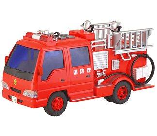 要出典 車のおもちゃ 選 トイコー サウンド&フリクション サウンドポンプ消防車