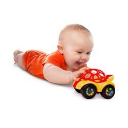 要出典 車のおもちゃ 選 ラングスジャパン オーボール ラトル&ロール