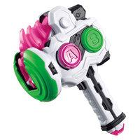 仮面ライダーのおもちゃ 仮面ライダーエグゼイド 激打撃斬 DXガシャコンブレイカー