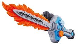要出典 仮面ライダーのおもちゃ 仮面ライダーエグゼイド 爆炎氷結 DXガシャコンソード