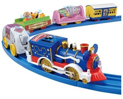 要出典 ディズニー おもちゃ タカラトミー プラレール ディズニードリームレールウェイ