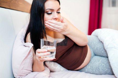 妊婦さん 水分補給