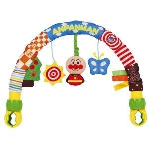 要出典 チャイルドシートのおもちゃ バンダイ べビラボ とにかくどこでもジムメリー