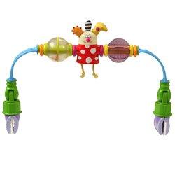 要出典 チャイルドシートのおもちゃ タフトイズ クーキーストロールンロール
