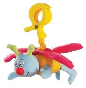 要出典 チャイルドシートのおもちゃ タフトイズ ビジーパルス トンボ