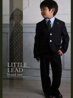 要出典 入学式男の子スーツ リトルリード 長ズボン フォーマルスーツ 6点セット