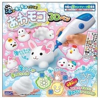 要出典 小学生 女の子 プレゼント シャイン あわモコ 3Dペン