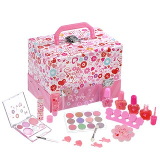要出典 小学生 女の子 プレゼント レイス スモールレディ バニティメイクボックス