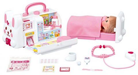 要出典 3歳女の子誕生日 メルちゃん おせわパーツ びょういんになっちゃう! うさぎさんきゅうきゅうしゃ