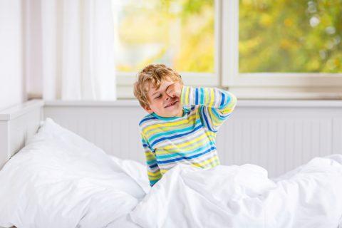 子供 寝起き 生活リズム