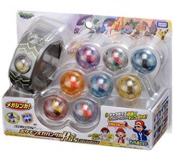 要出典 ポケモンのおもちゃ メガバングルPlus