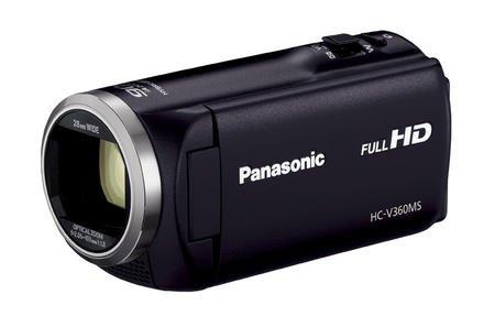 要出典 ビデオカメラ パナソニック HDビデオカメラ V360MS