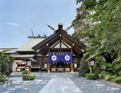 東京大神宮 東京 七五三