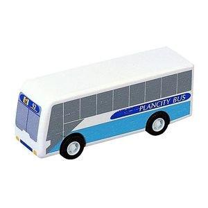 要出典 バスのおもちゃ プラントイ 木のおもちゃ バス