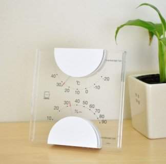 要出典 温湿度計 EMPEX エルム温・湿度計