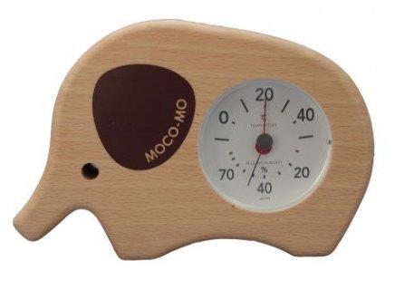要出典 温湿度計 moco-mo