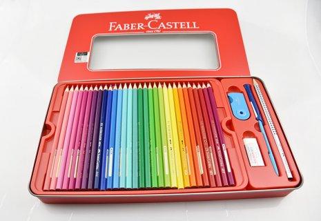 要出典 女の子 入学祝い ファーバーカステル 水彩色鉛筆 60色