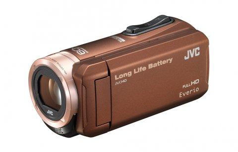 要出典 ビデオカメラ  JVC ビデオカメラ Everio GZ-F100