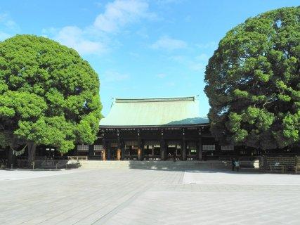 明治神宮 東京 七五三