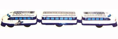 要出典 ブリキのおもちゃ ブリキ電車 ぼくらの街の3輌連結電車 0系新幹線