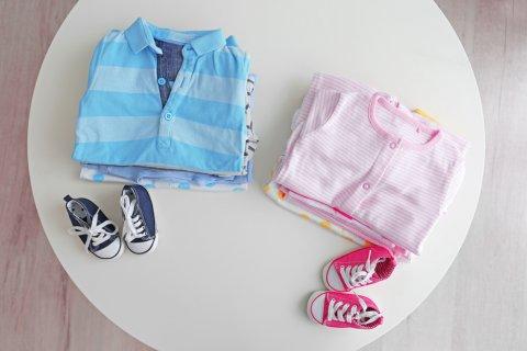 子供 服 保育園 準備