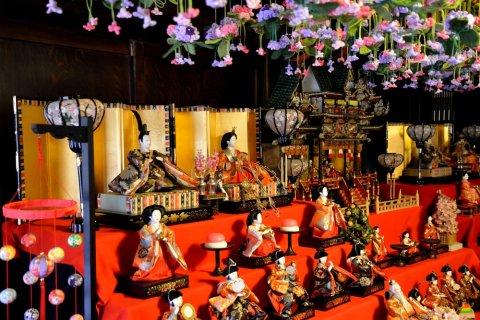 雛人形 七段飾り ひな祭り