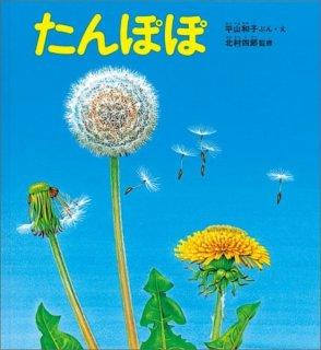要出典 春の絵本 たんぽぽ (かがくのとも傑作集 どきどきしぜん)