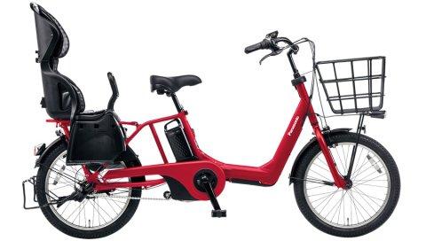 要出典 軽量電動自転車 パナソニック ギュットアニーズDX 2017年モデル