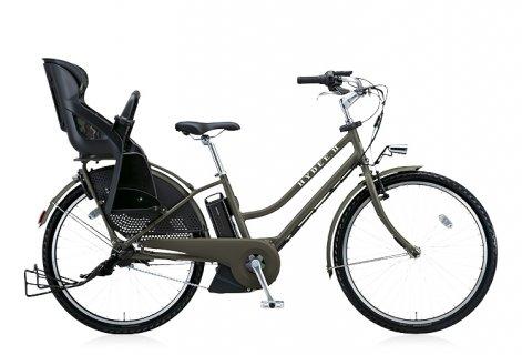 要出典 軽量電動自転車 ブリヂストン ハイディツー 2017年モデル