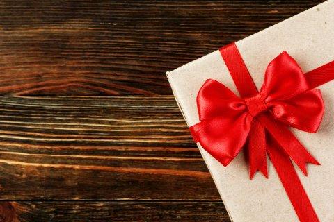 お祝い ギフト プレゼント リボン ボックス
