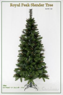 要出典 クリスマスシンボル ロイヤルピークスレンダーツリー