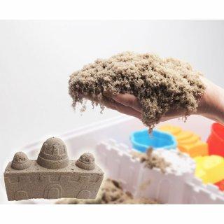 要出典 2~5歳知育玩具 ラングスジャパン 室内用お砂遊び キネティックサンド