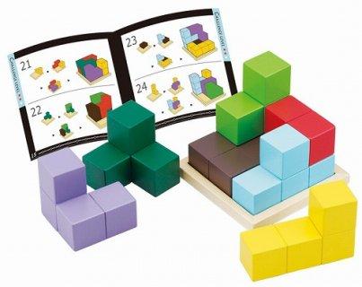 要出典 2~5歳知育玩具 エド・インター 賢人パズル