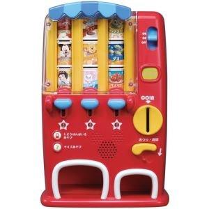 要出典 2・3・4・5歳 知育玩具 ディズニー はじめて英語 あそんでおぼえる!自動販売機