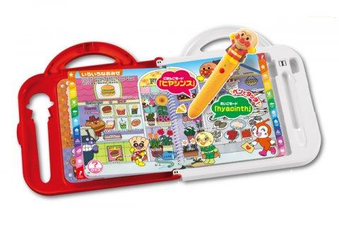 要出典 2~5歳知育玩具 セガトイズ アンパンマン にほんご えいご ことばを育む おしゃべりいっぱい!NEWことばずかんDX