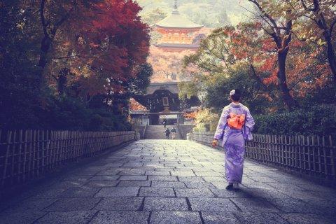 日本 伝統文化 女性