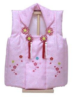 要出典 ひな祭りプレゼント 弓戸人形 被布着 祝着 刺繍入り