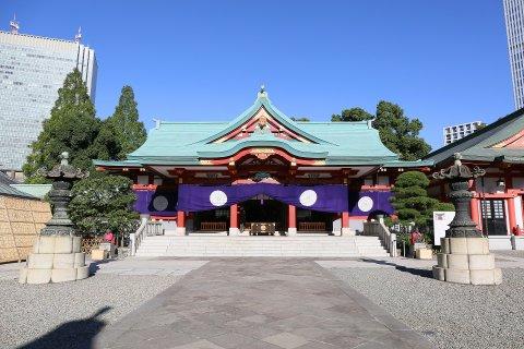 要出典 東京 日枝神社