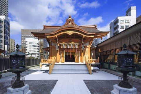 東京 水天宮