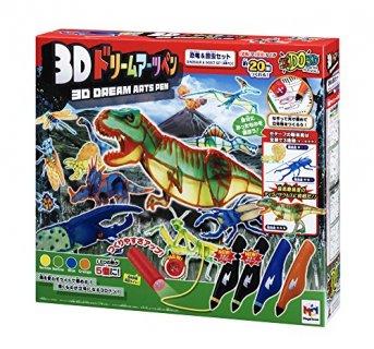 要出典 小学生の誕生日プレゼント ドリームアーツペン 恐竜&昆虫セット