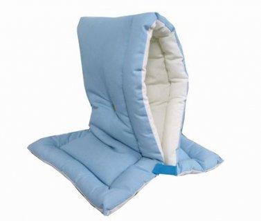 要出典 防災頭巾 日本防炎協会認定品 日本製 防災頭巾 Mサイズ