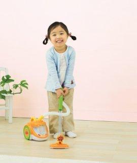 要出典 掃除機のおもちゃ アガツマ アンパンマン スイスイピカッとそうじき