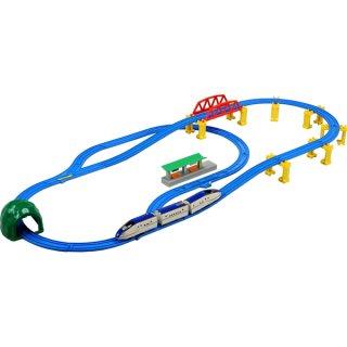 要出典 新幹線のおもちゃ タカラトミー プラレール E7系北陸新幹線かがやき 立体レールセット
