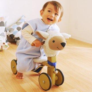 要出典 1歳の誕生日男 ヒツジの三輪車 ~ラムドライブ~